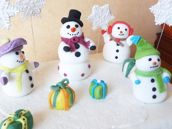 варианты лепки снеговиков фото женщин скромными девичьими